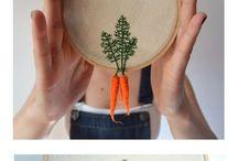 HM: embroidery / Схемы и работы по вышивке