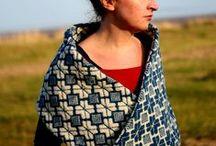 tricoter des écharpe  snood  shawl knitting / modèles d'écharpes, de châles , de snoods