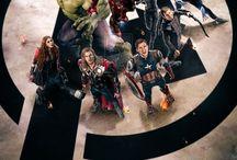 super heroes / all the superheroes i love Tony stark Captain America The Hulk Thor Black Widow Hawkeye Batman Spiderman Superman  Please follow me  love you x isa