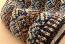 tricots fair isle fair isle knitting / modèles