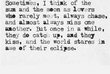 Qts / Quotes I like