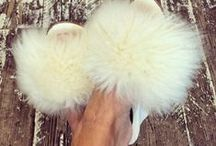The fOOfOO® Retro fluffy fur mule Collection / We have designed our retro fluffy fur mule slippers using only the best quality sheepskin, to provide the fluffiest, feather-like uppers. fOOfOO® luxurious fur women's slippers, reflect contemporary design standards and source only the finest materials. We've used only the best European Artisans to take our vintage inspired designs to the finished product, delivering beautiful slippers that respond to the modern woman's passion for something fashionable and different.