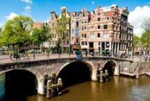 Amsterdam. :) najbardziej epicki weekend ever !! / by Kasia Blue