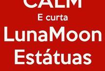 LUNAMOON ESTÁTUAS / Estátuas em gesso feitas sob encomenda. www.lunamoonestatuas.elo7.com.br
