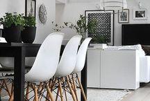 Interior: Scandinavian / Idée pour l'intérieur futur  de mon appartement