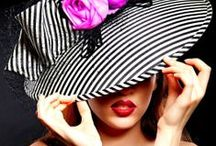 Collaboration with Monique Lee Millinery