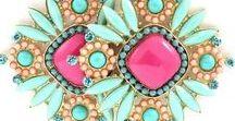 : poetic☚Flamingo : / Bibbity Bobbity Boos of Everything Aqua/Turquoise & Pink Combo.