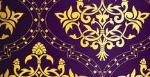 : poetic☚Santana : / Bibbity Bobbity Boos of Everything Purple & Yellow Combo.