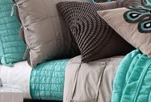 : sonnet☟Turqua : / Tickety Boos of Everything in Aqua / Turquoise Home Combo.