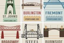 ( Portland Bridges ) / Portland, Oregon Bridges ~ PINTEREST GROUP BOARD If You Want To Join A Board, Please Mention In The ADD A COMMENT Section of Any Pin Below Which Boards You Want To Join, I Will Do The Rest. No Spam, No $ Signs. Thank You / by ( Portland And Oregon )