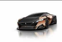 Peugeot Concept Cars