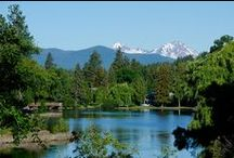 """Oregon Lakes/Rivers ♥  / Beautiful Oregon Lakes/Rivers ~ PIN YOUR BEST """"SCENIC"""" OREGON LAKE/RIVER PHOTOS ONLY, NO PEOPLE or PETS. / by ( Portland And Oregon )"""