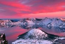 Oregon Sunrise/Sunsets ♥  / Oregon Sunrise/Sunsets ~ PIN YOUR BEST OREGON SUNRISE/SUNSET PHOTOS ONLY, NO PEOPLE or PETS.