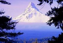 """Oregon Mountains ♥ / Beautiful Oregon Mountains ~ PIN """"SCENIC"""" OREGON MOUNTAINS ONLY, No People or Pet Pictures."""