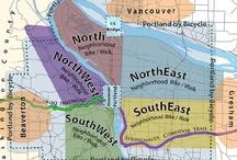 ( Portland Neighborhoods ) / Portland, Oregon has 95 unique and interesting neighborhoods.