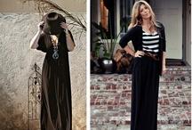 Black Maxi Skirt!!!!