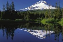 Oregon Lakes ♥ / Oregon Lakes / by ( Portland And Oregon )
