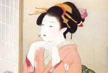 Japanese Art / by Cristiane Marino
