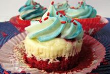 """For the """"sweet tooth"""" / yummy cakes and desserts / by Angela van Maarleveld"""