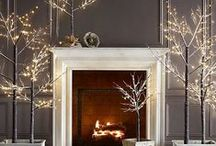 Winter Home Staging / Selling your home during the winter months?  Make your home a winter wonderland!