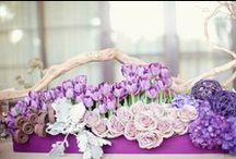 Flori / Aranjamente florale si centerpieces pentru nunti
