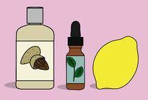 DIY bath & body / save money, natural beauty solutions  / by Jayme Bach