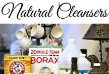 Cleaning Solutions / Environmentally friendly cleaning solutions.