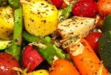 Eat Your Veggies / Recipes for Veggie Lovers