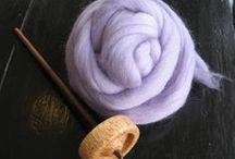 Woolen and Wonderful / Hand Spun Goodness with Fiber