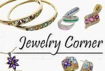 Jewelry Corner / My aspect of Jewelry  / by Blue Eyes