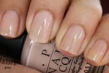 Pink and Nude Polishes