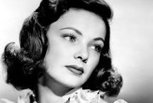 Gene Tierney n°6 / 1920-1991 / Laura and Lucy forever !