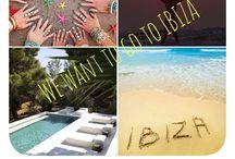 Family going to Ibiza! / Familie inspiratiereis
