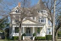 Seguin TX HIstoric Homes