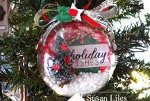 12 Days of Ornaments: Tutorials just for YOU / Our gift to you...12 days of handmade ornament tutorials!!! Beginning Nov.15th through Nov. 27th. Visit the Little Blue House blog to see the full tutorials each day...Leave a comment there for a chance to WIN that day's ornament!!!  www.thelittlebluehouseblog.blogspot.com