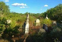 Texas Historic Cemeteries / Historic cemeteries in Texas, their inhabitants, grave decor, etc.