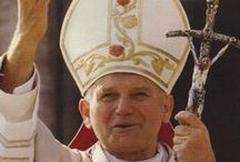 Pope Saint John Paul II / by Stephanie B.