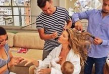 MELKPUNT/ Voedende Beroemdheden - Breastfeeding Celebrities / Pictures of celebreties breastfeeding or pumping milk. Foto's van beroemdheden die borstvoeding geven of kolven  Melkpunt ~ Borstvoeding ~ Kolven ~ Melfies ~ Moedermelk ~ Fotografie ~ Donormelk ~ Breastfeeding ~ Pumping ~ Brelfies ~ Breastmilk ~ Photography ~ Donormilk