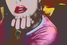 Unhas & Make-Up ☺