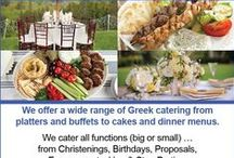 Diamant Food Station SA / All the services (Catering, Wedding coordination, Wedding planning, Event coordination and event planning even flower arrangements) that Diamant Food Station SA provide.