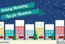 Holiday Marketing Challenge 2014 / MAKE THIS HOLIDAY SEASON YOUR BUSINESSES BEST HOLIDAY SEASON EVER – MARKETING TIPS - 15 valuable marketing tips in 15 days!