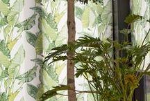 TREND: BOTANIK / Bring naturen ind i dit hjem med den super aktuelle botanik trend!
