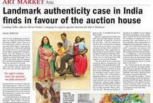 Bid & Hammer dispels fake art propaganda: Ravi Varma painting genuine / Ravi Varma 'Jatayu Vadha' painting case victory against Kiran Nadar