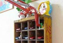 Barnrumsinspo / Little boys room