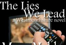 Marc Nobbs The Lies We Lead / Book teasers