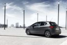 The New Peugeot 208 / This board is to showcase the new 208. Launching in Europe on the 11th of June.