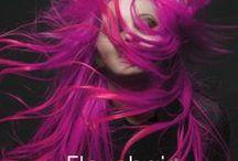 Elumen Hair Color PURE / Leuchtende und pflegende Haarfarben von Elumen in vielen verschiedenen Nuancen!  Many bright and nourishing hair colors from Elumen!