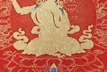 Thangka / Thangka paintings and art