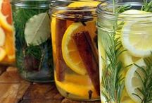 HOME REMEDIES AND CLEANERS