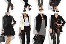 Business Attire - Fashion Inspiration / Fashion I love for the professional woman.